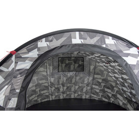 High Peak Vision 3 Tent, grijs